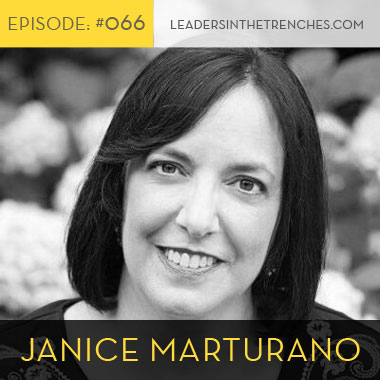 066 Janice Marturano The Keys To Practical Leadership And Not